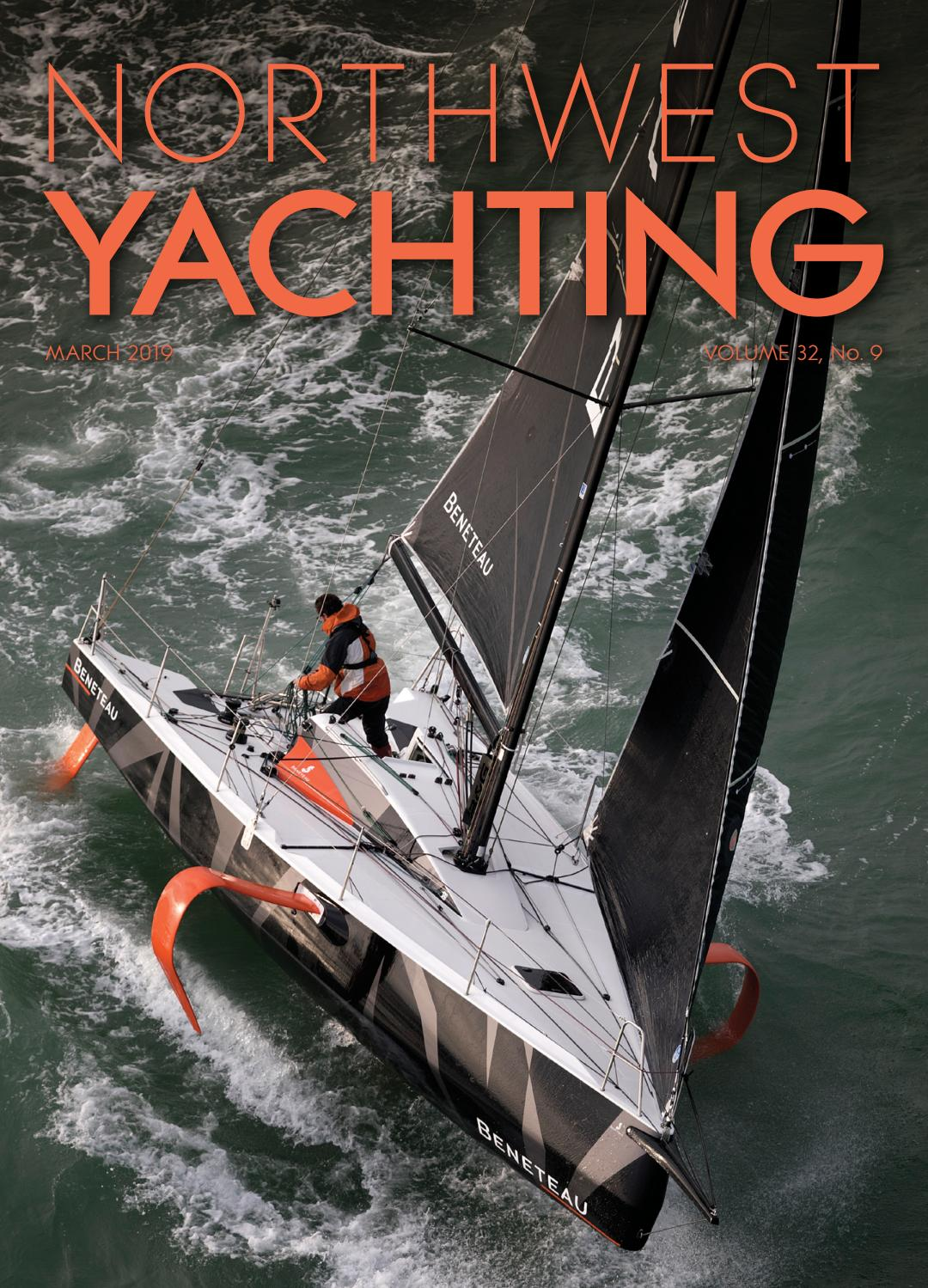 Northwest Yachting March 2019 by Northwest Yachting - issuu on