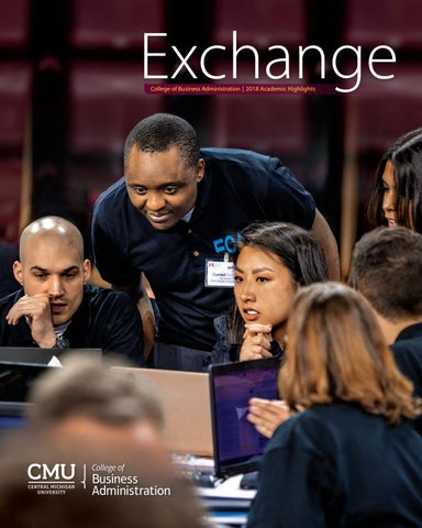 Exchange 2018, Academic Highlights by Central Michigan