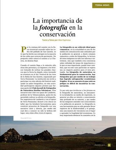 Page 7 of La importancia de la fotograf\u00EDa en la conservaci\u00F3n