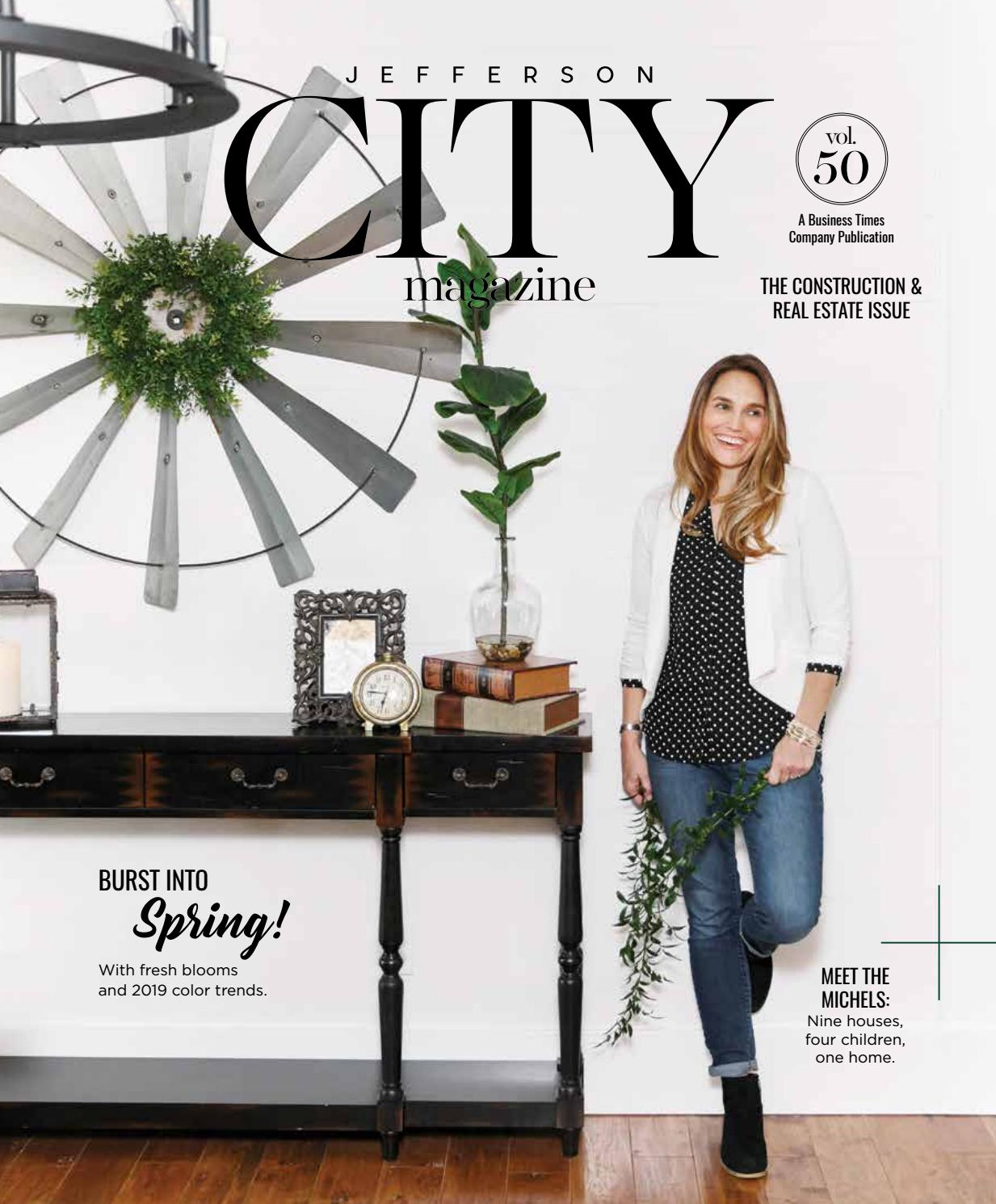 59d5b1b07 Jefferson City Magazine March April 2019 by Business Times Company ...