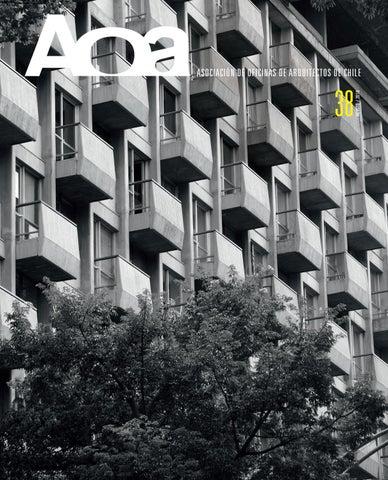 Revista Aoa N 38 By Asociación De Oficinas De Arquitectos