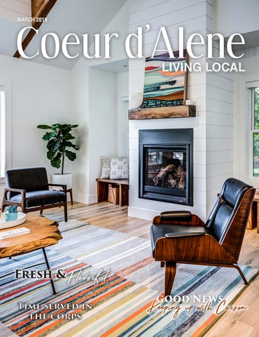 March 2019 Coeur d'Alene Living Local by Living Local 360