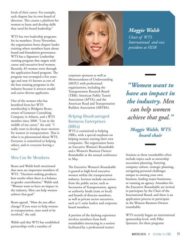 Page 19 of WTS International Making a Difference