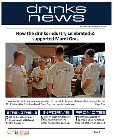 Drinks News March 2019 by the drinks association - issuu
