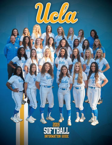 6b4b8dcdc 2019 UCLA Softball Information Guide by UCLA Athletics - issuu