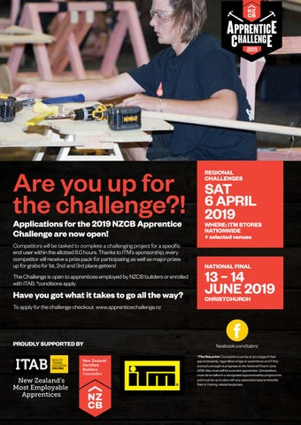 Page 16 of NZCB 2019 Apprentice Challenge