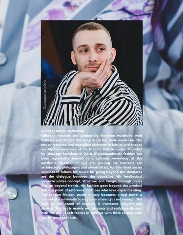 Page 53 of IT ALL STARTED… Giuseppe Iaciofano #LFW