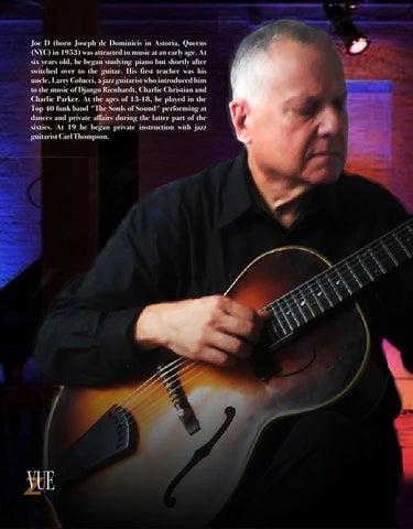 Page 62 of Composer/Guitarist Joe D In Concert