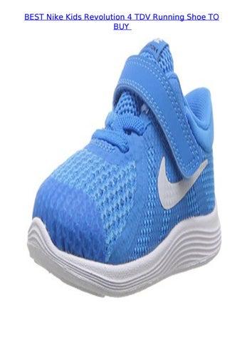 3684eb80cb588 best nike kids revolution 4 tdv running shoe to buy by andre.carlson ...