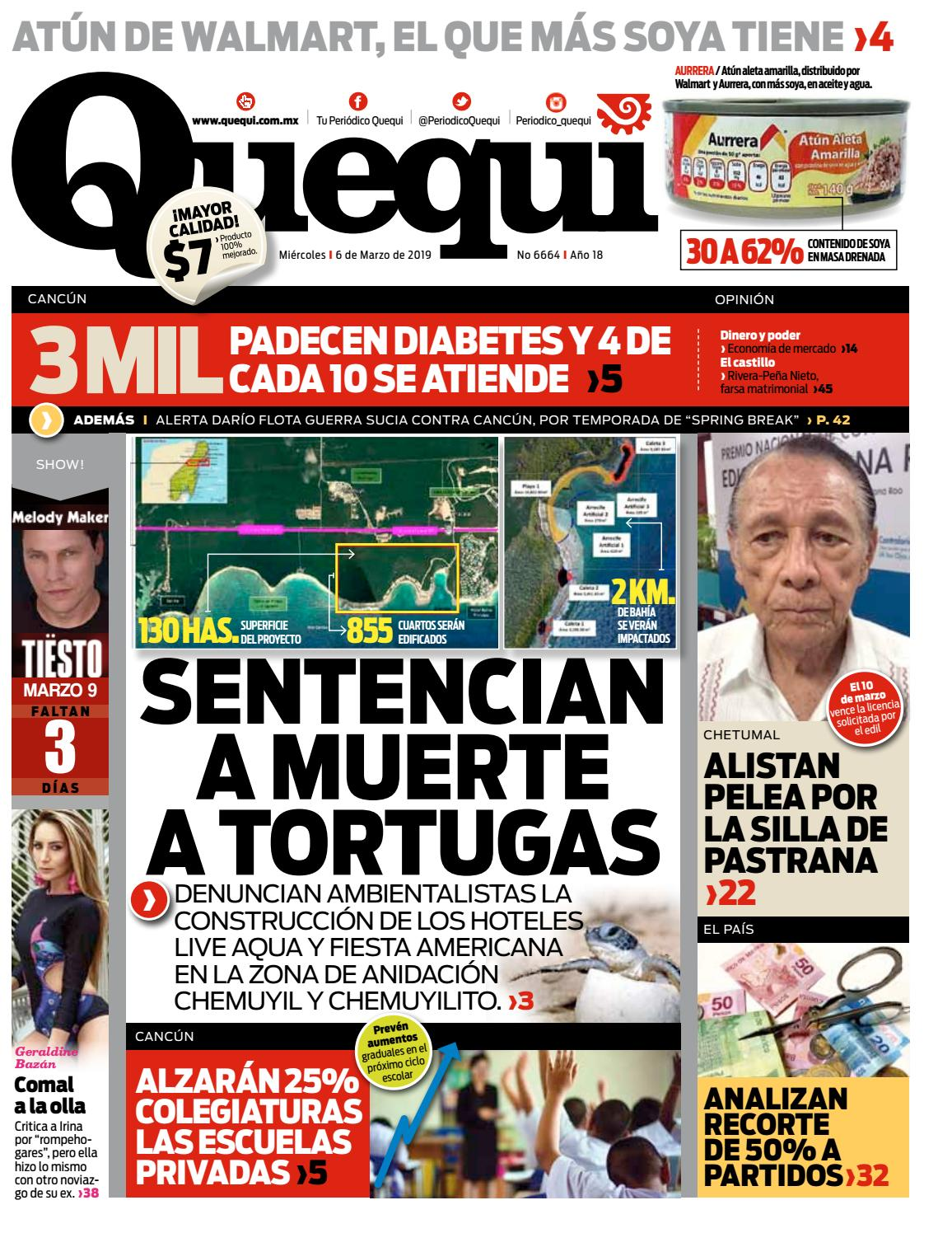 9a5822f640c47 TU PERIODICO QUEQUI by Quequi - issuu