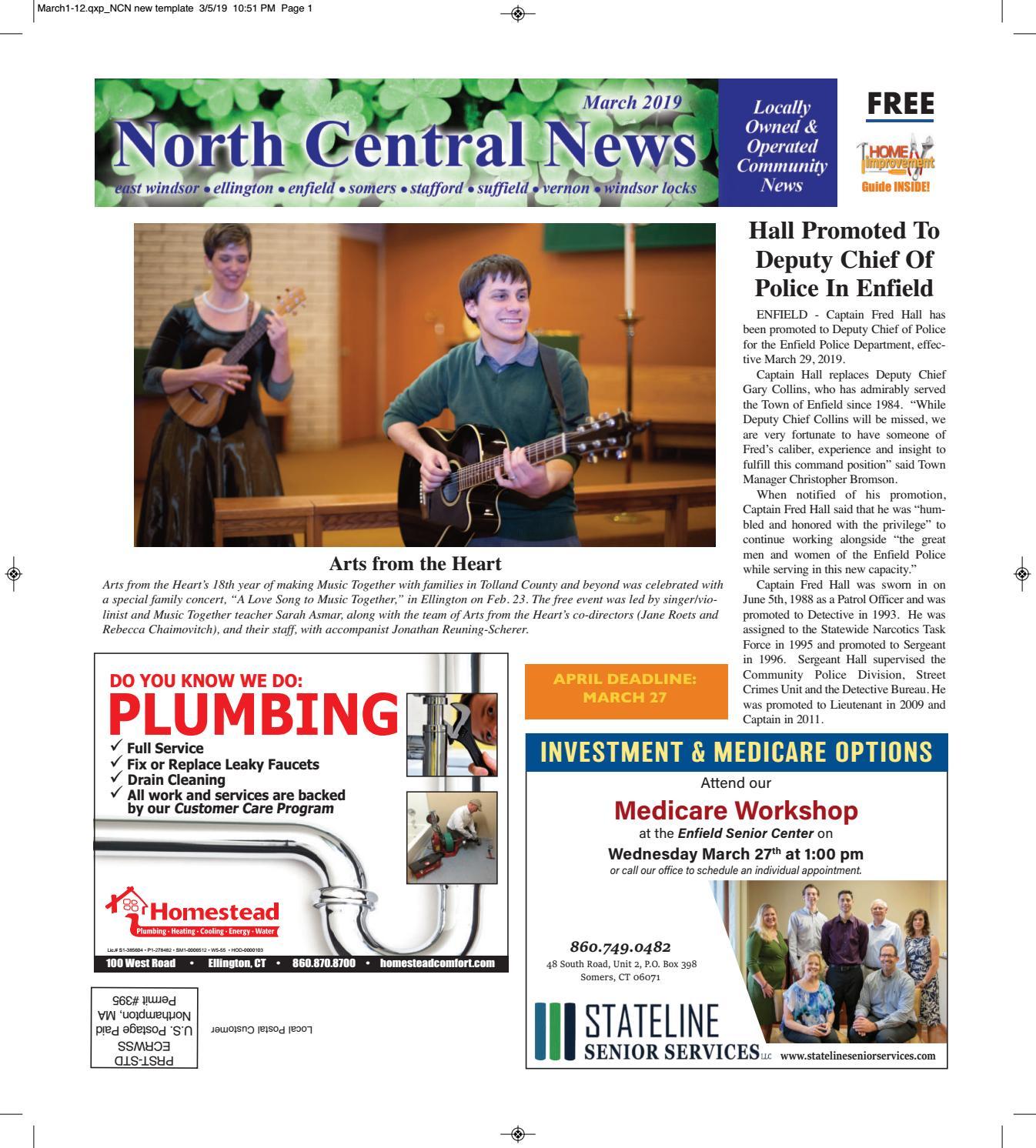 march 2019 north central news by gary carra issuu rh issuu com