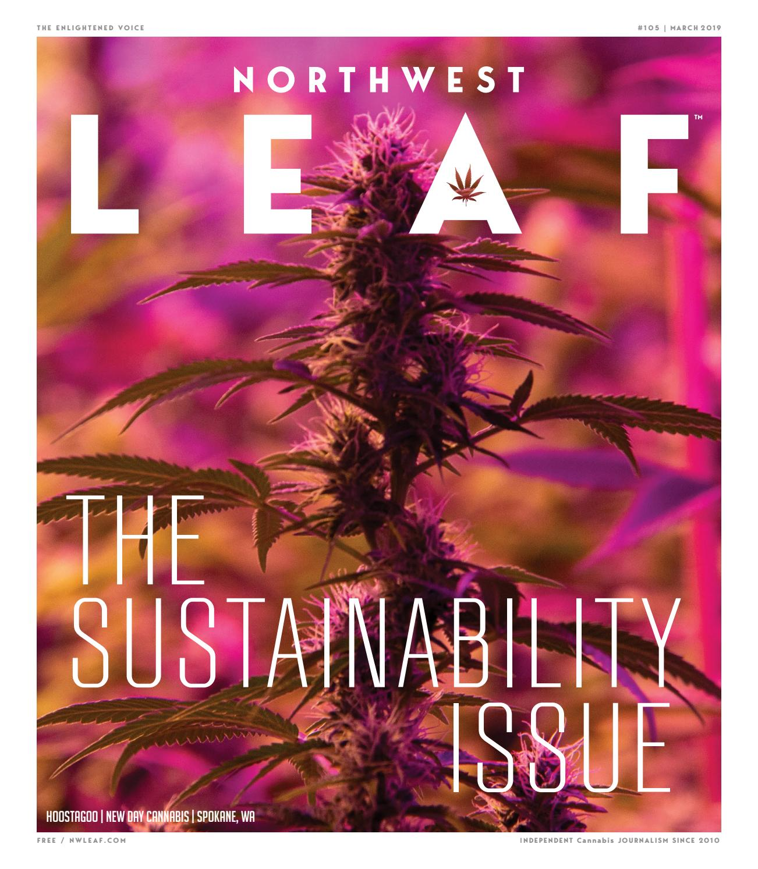 March 2019 - Northwest Leaf by Northwest Leaf / Oregon Leaf