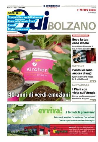 8eded0d4de Poste Italiane S.P.A. – Spedizione in A.P. – 70% – CNS Bolzano. In caso di  mancato recapito restituire a Bolzano CPO per la ...