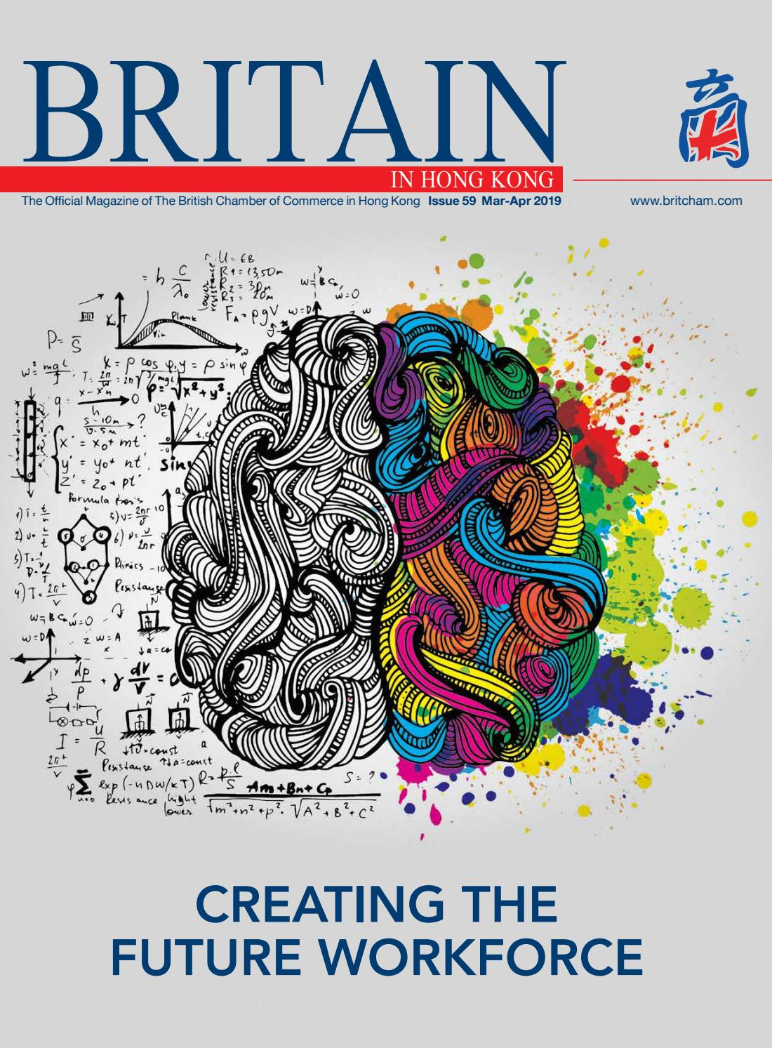 Britain in Hong Kong Mar-Apr 2019 by The British Chamber of Commerce - issuu