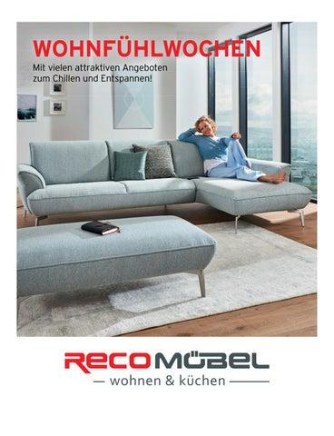 Reco Möbel   Wohnfühlwochen Einzelseiten By Garant Gruppe   Issuu