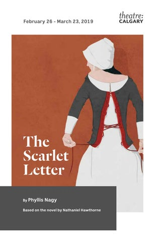 e89f049ef 2019 The Scarlet Letter - House programme by Theatre Calgary - issuu