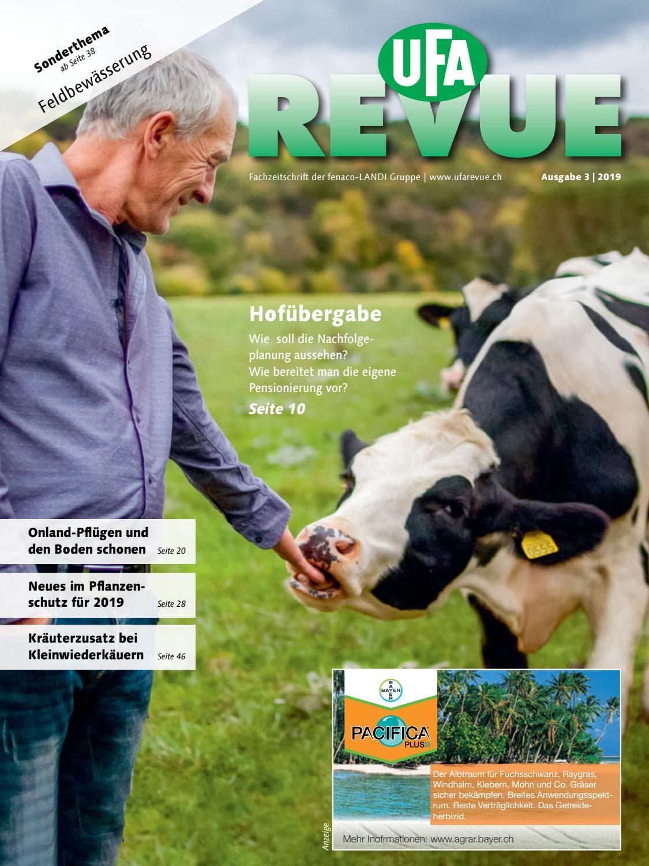 UFA-Revue 03/19 by fenaco Genossenschaft - issuu