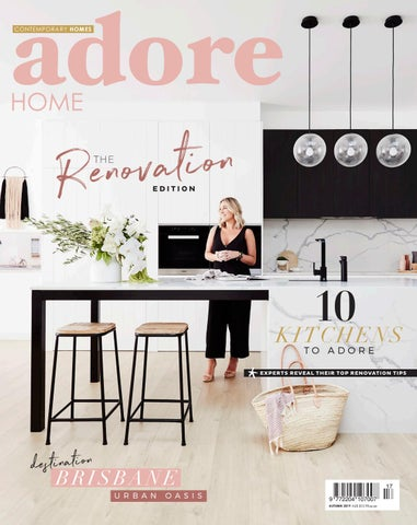 a24ac6cae93 Adore Home magazine - The Renovation Edition   Autumn 2019
