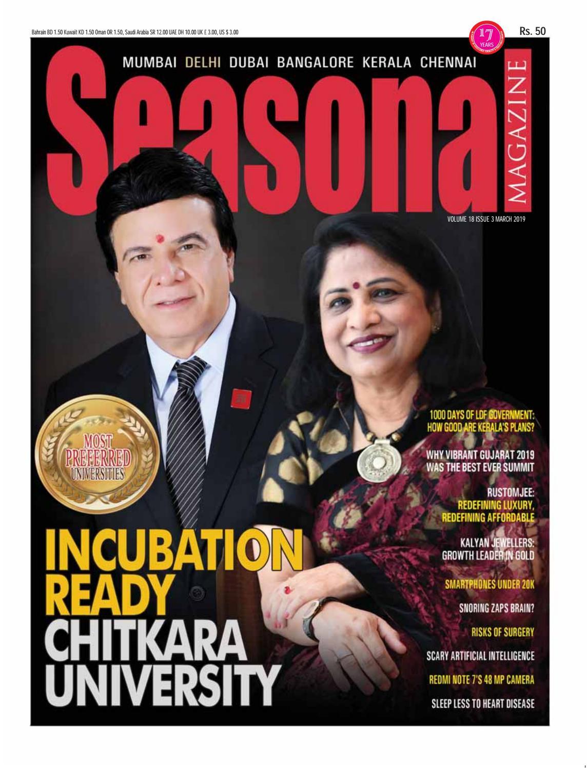 266bf51fb5da Seasonal Magazine Latest Issue by John Antony - issuu