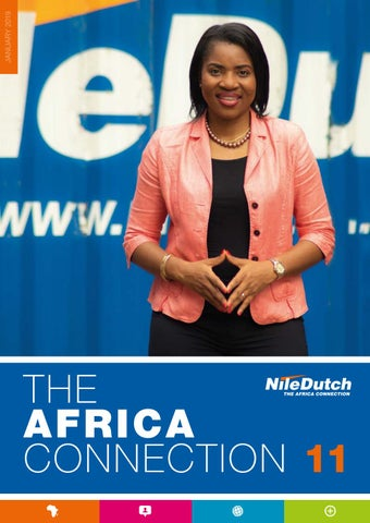 The Africa Connection 11 (English) by NileDutch - issuu