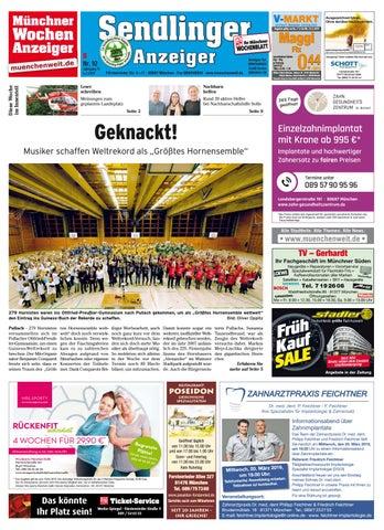 KW 10-2019 by Wochenanzeiger Medien GmbH - issuu