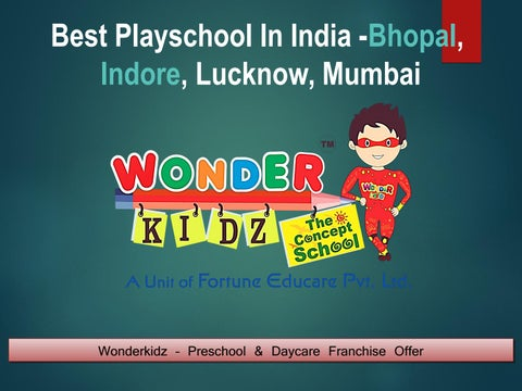 f10f44905e978 Best Playschool Near You. With Franchise Offer To Start Pre School Franchise