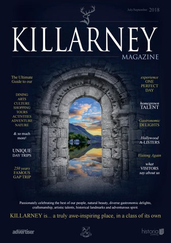 What to do in Killarney - Killarney Holiday Village