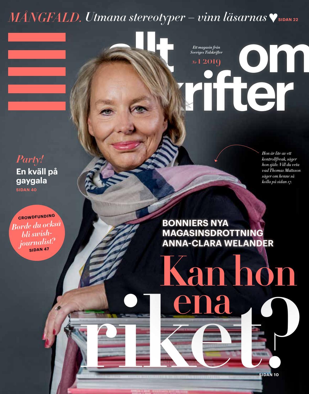 the best attitude fb3c3 0e82f Allt om Tidskrifter nr 1 2019 by Allt om tidskrifter - issuu