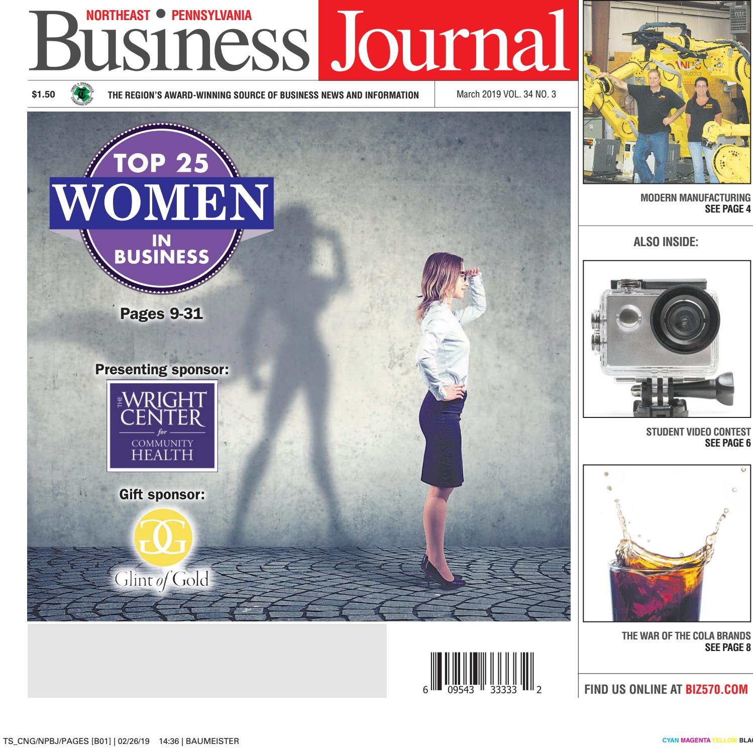 Northeast PA Business Journal -- March by CNG Newspaper