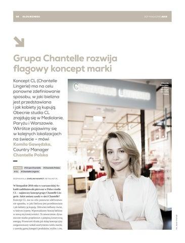 Page 58 of Grupa Chantelle rozwija flagowy koncept marki