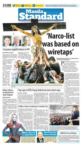 d87d18ec553c Manila Standard - 2019 March 7 - Thursday by Manila Standard - issuu