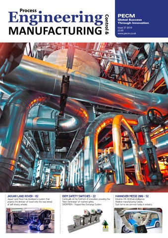 Process Engineering Control & Manufacturing Issue 37 2019 by MH