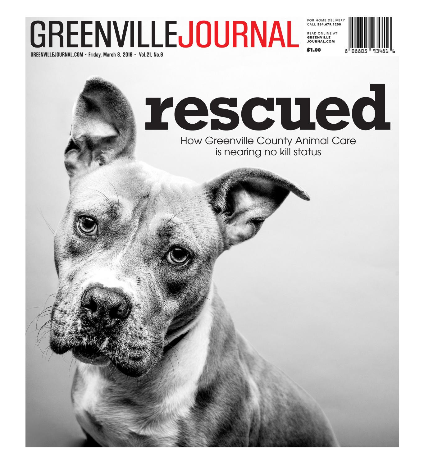 March 8, 2019 Greenville Journal by Community Journals - issuu