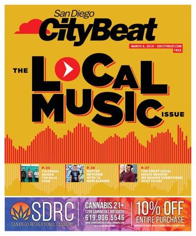 8dac38e0a4 San Diego CityBeat • Mar 6