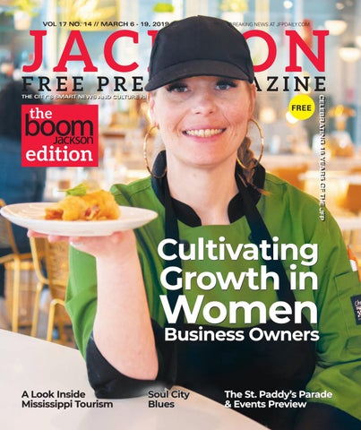 a1f8f923595456 v17n14 - BOOM Jackson Edition - Cultivating Growth in Women Business ...