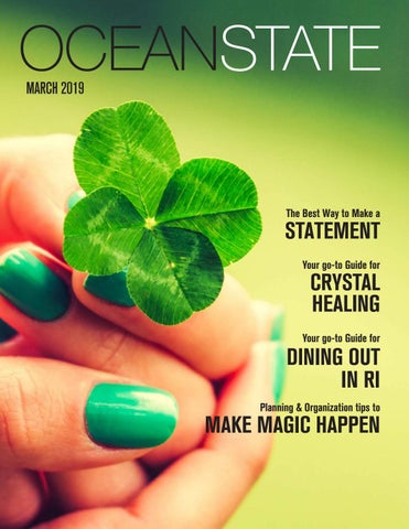 Ocean State Magazine, March 2019 by Ocean State Magazine - issuu