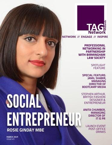 TAG Network Midlands Midlands Insider Magazine Issue 3 by