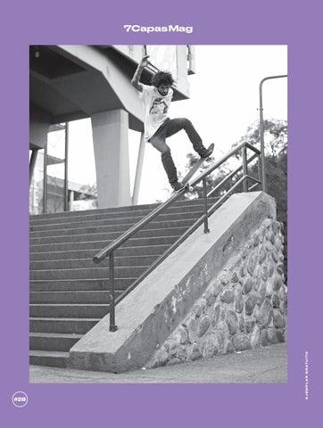 3fa59e3c30f 7capas Skateboarding   Culture Magazine Edición  28