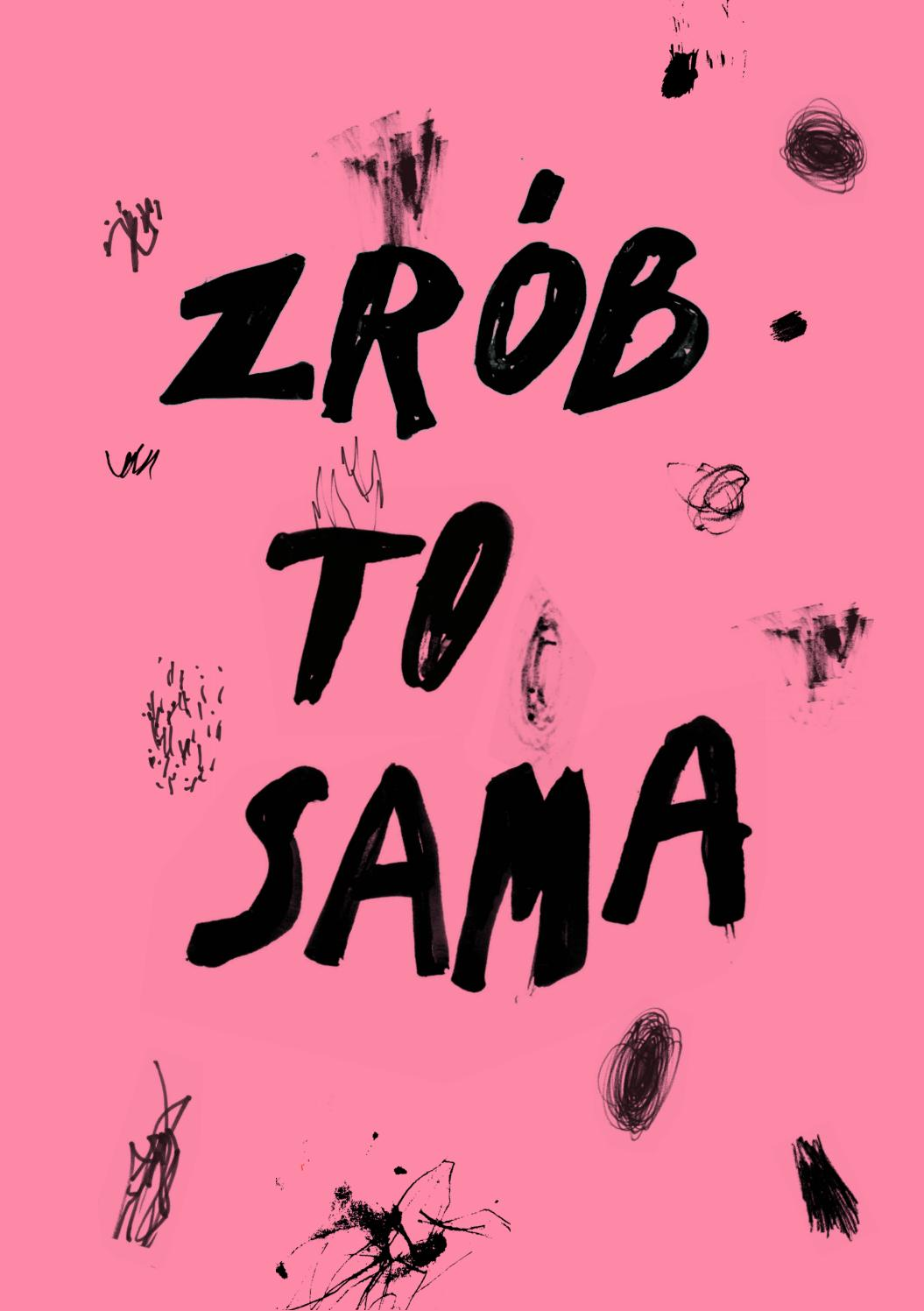 Do It Herself Exhibition Catalogue Zrób To Sama