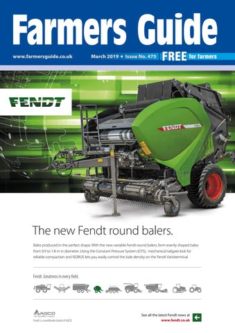 Farmers Guide March 2019 by Farmers Guide - issuu