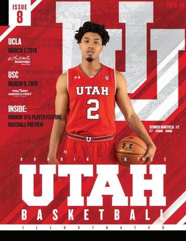 35f4e565d25 Utah Basketball 2018-19 – Issue 8 by Mills Publishing Sports - issuu