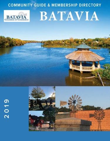 Batavia Il Community Profile 2019 By Town Square Publications Llc Issuu
