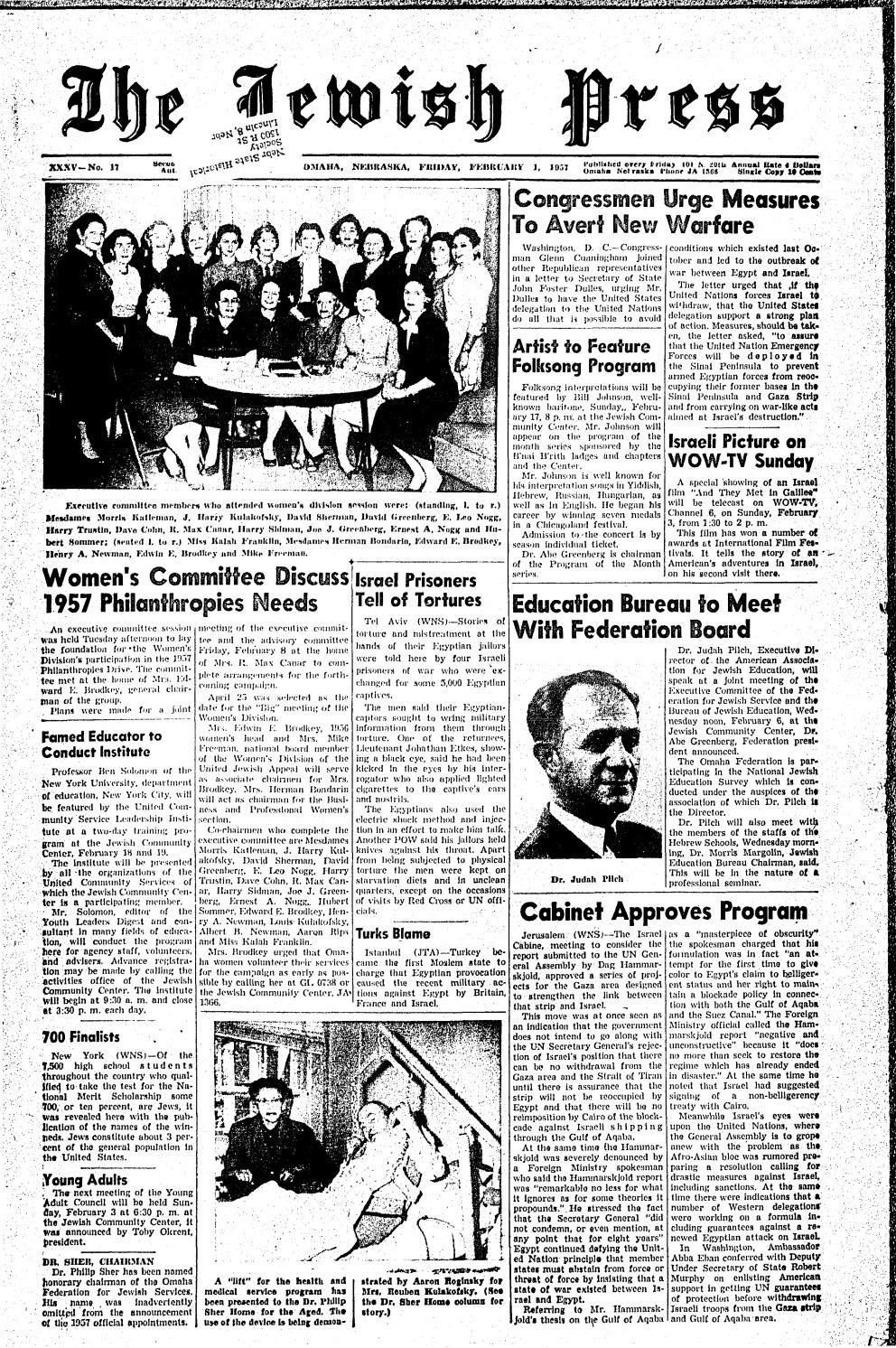 february 1 1957