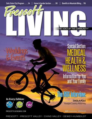 5a5d6e853ba Prescott LIVING Magazine - Winter 2019 by ROX Media Group - issuu