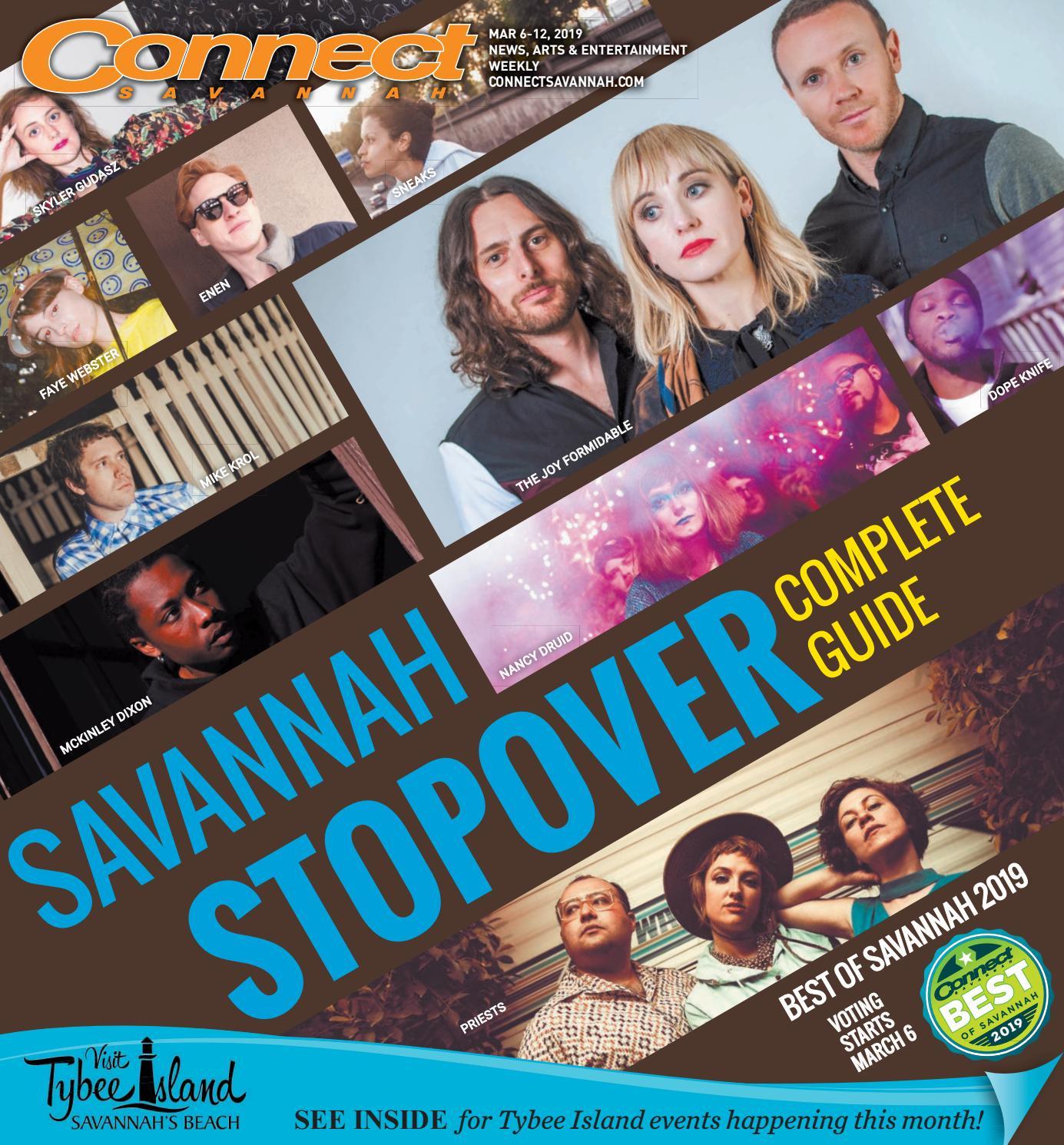 Connect Savannah March 3, 2019 by Connect Savannah - issuu