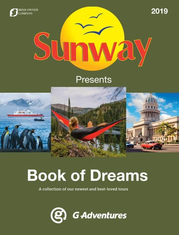 G Adventures - Book of Dreams by Sunway Travel Group - issuu