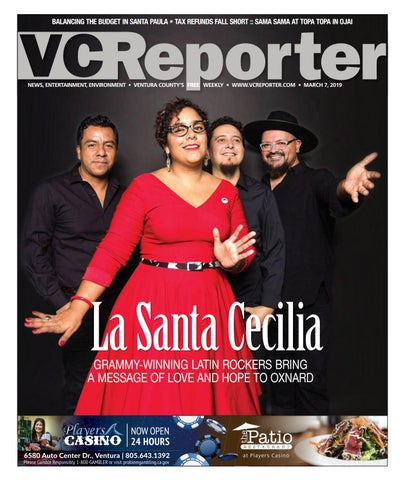 5acc20816 Ventura County Reporter | March 7, 2019 by venturacountyreporter - issuu