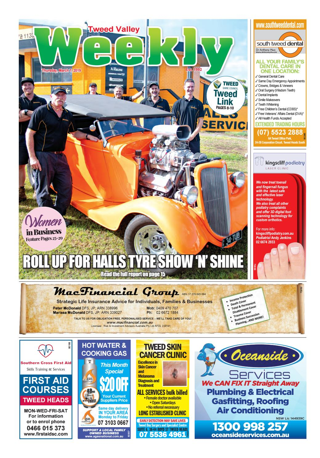 Tweed Valley Weekly March 7 2019 By