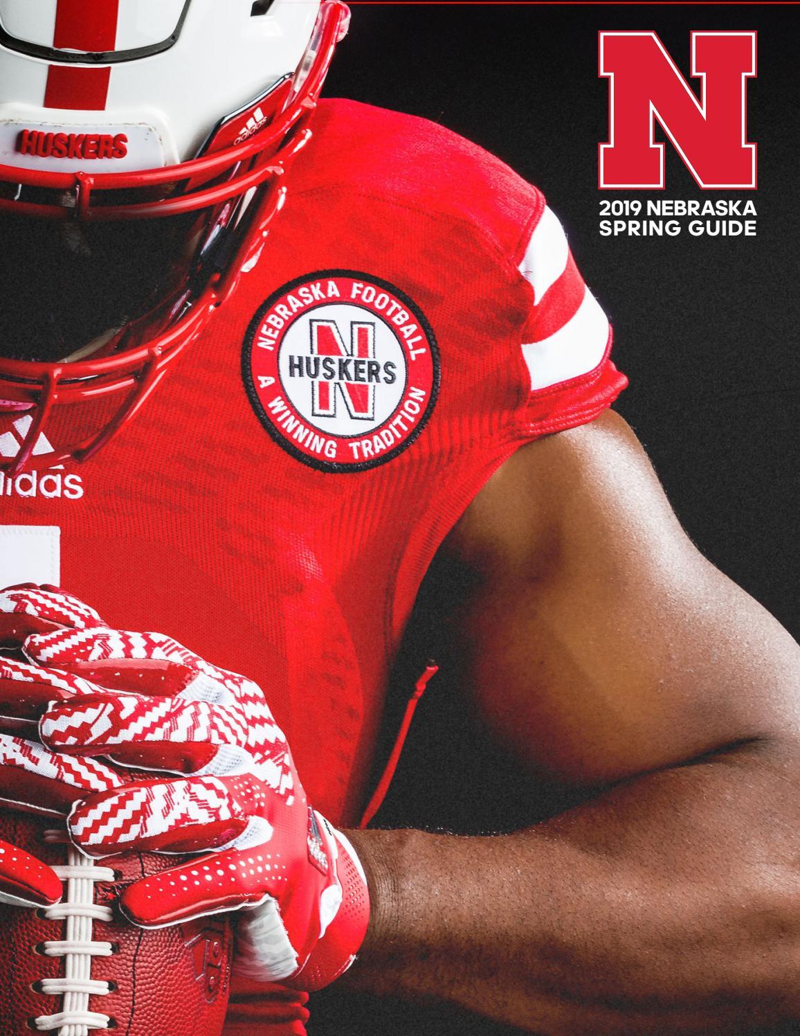 6313f2d9f364 2019 Nebraska Football Spring Media Guide by Jeremy Foote - issuu