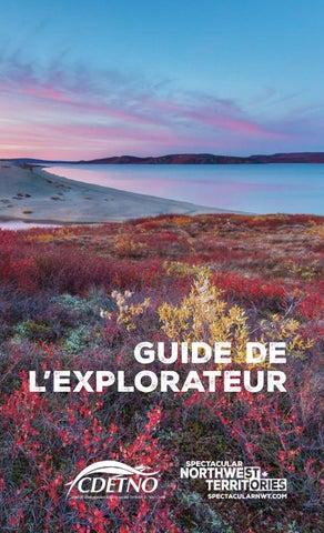Northwest Territories Guide De L Explorateur 2019 By